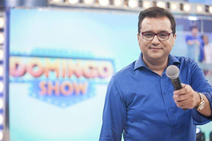 Geraldo Luís no Domingo Show