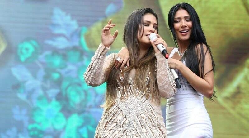 Revelação, Simone e Simaria são destaque no Villa Mix Festival