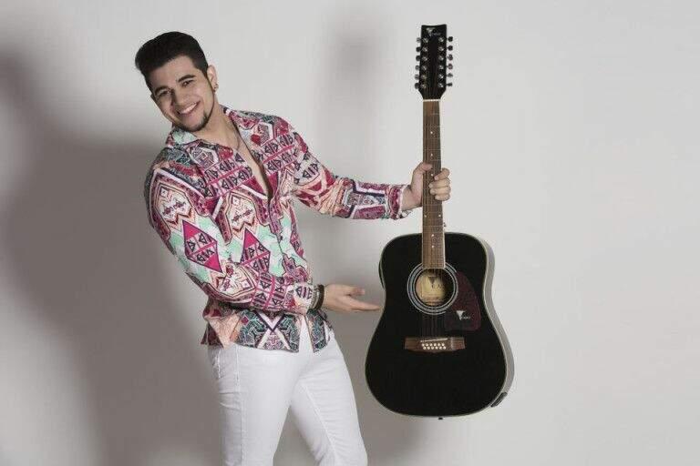 """Allisson Rodrigues é destaque na trilha sonora de """"Carinha de Anjo"""" no SBT"""