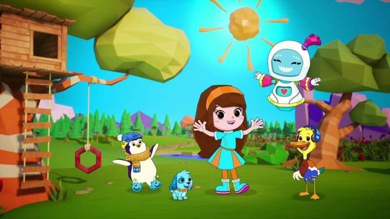 Supertoons e Sony Music se unem em novo projeto da cantora Aline Barros