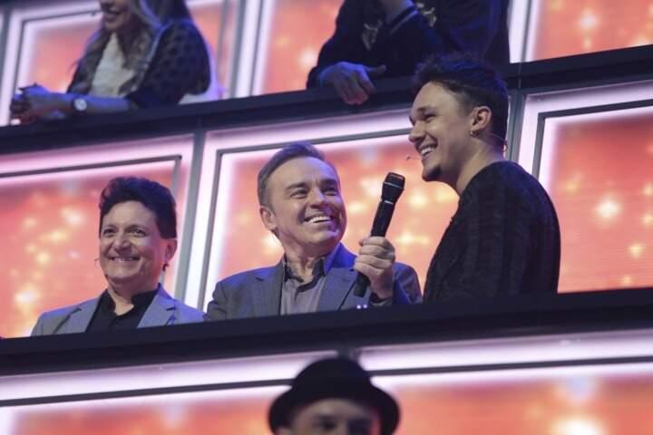 Imagens do Cante Comigo (Antonio Chahestian/Record TV)
